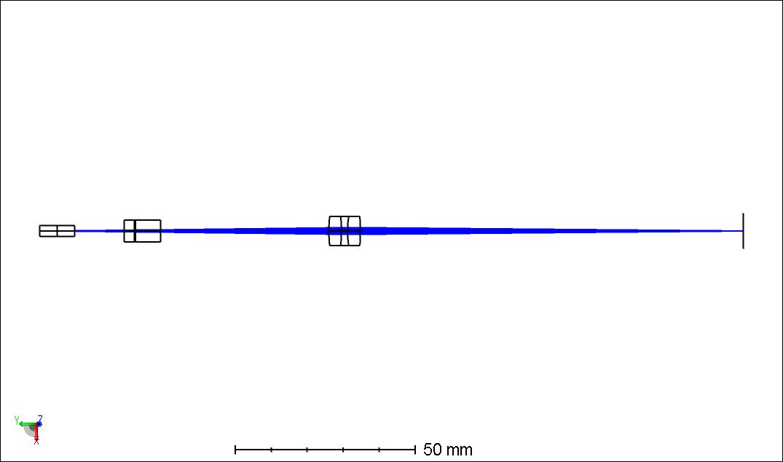 F-theta lens