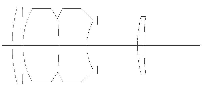 Nikkor Q.C 13.5cm F4