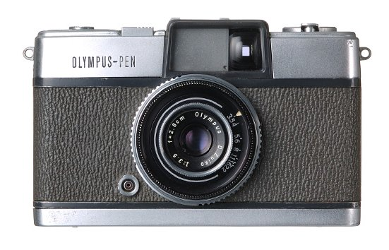 """Olympus Pen from 1959"""